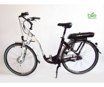 Bicicleta Electrica Hercules Tourer 7