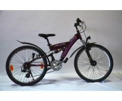Bicicleta Tecnobike Scura 24